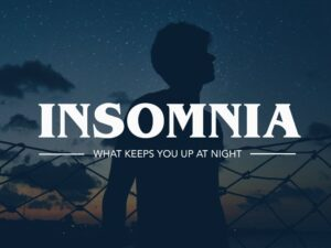 Insormina - What Keeps You Up At Night